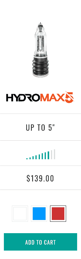 Hydromax5