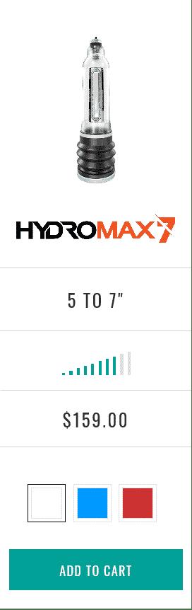 Hydromax7
