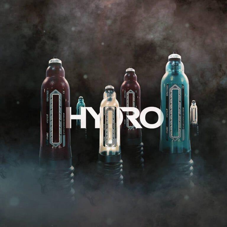 Bathmate Hydro Range