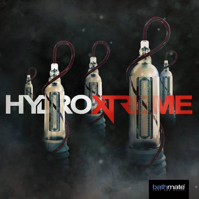 Bathmate HydroXtreme Range